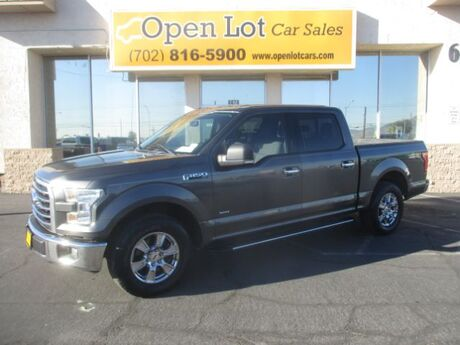 2015 Ford F-150 XLT SuperCrew 6.5-ft. Bed 2WD Las Vegas NV