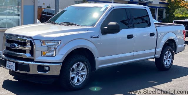 2015 Ford F-150 XLT SuperCrew 6.5-ft. Bed 2WD San Jose CA