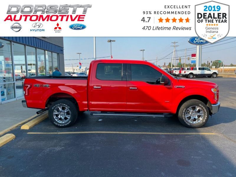 2015 Ford F-150 XLT Marshall IL