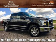 2015_Ford_F-150_XLT_ Tupelo MS