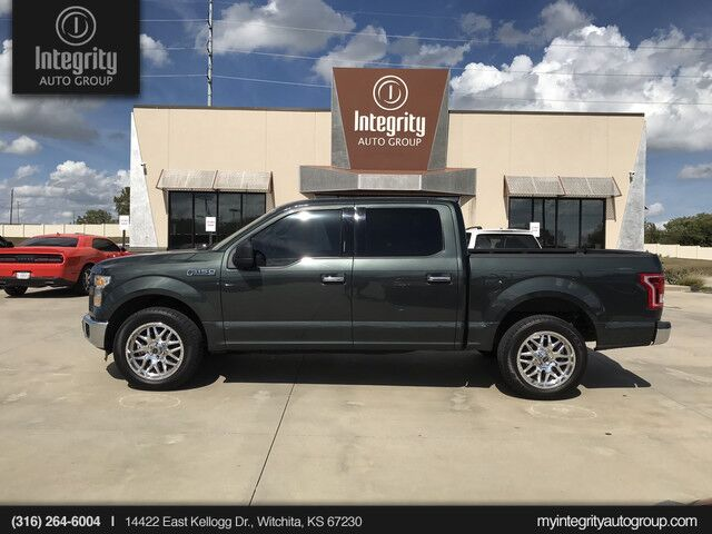 2015 Ford F-150 XLT Wichita KS