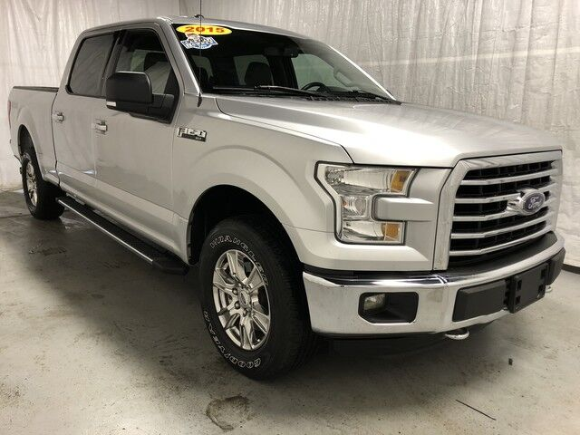 2015 Ford F-150 XLT Wyoming MI