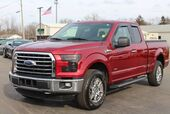 2015 Ford F-150 XLT w/ FX4 Off Road Pckg.