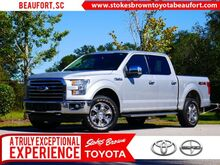 2015_Ford_F-150_XLT_ North Charleston SC