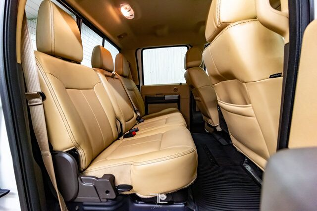 2015 Ford F-250 4x4 Crew Cab Lariat Nav BCam Red Deer AB