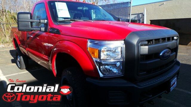 2015 Ford F-250SD  Milford CT