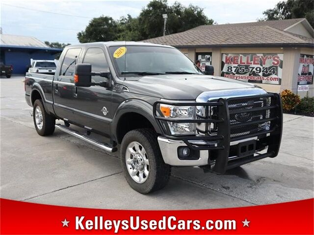 2015 Ford F-250SD Lariat