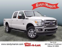 2015_Ford_F-250SD_Lariat_ Hickory NC