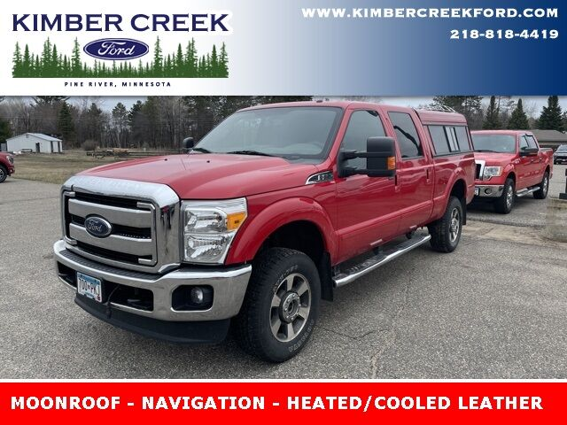 2015 Ford F-250SD Lariat Pine River MN