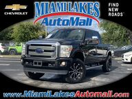 2015 Ford F-250SD Platinum Miami Lakes FL
