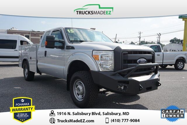 2015 Ford F-250SD XL