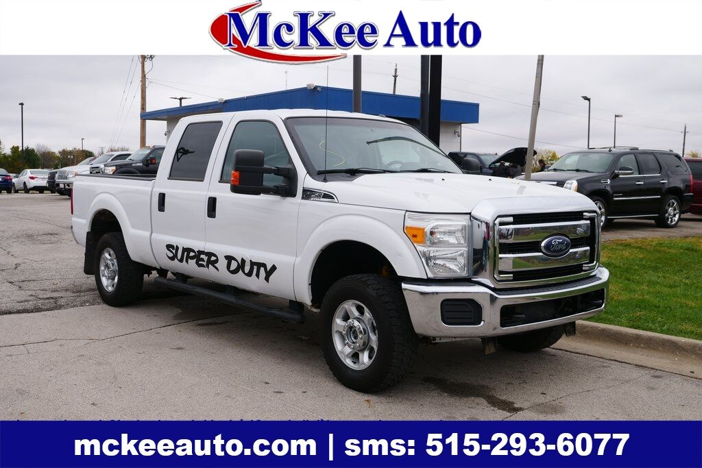 2015 Ford F-250SD XLT Des Moines IA