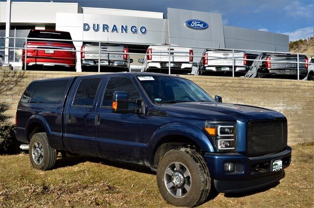 2015 Ford F-250SD XLT Durango CO