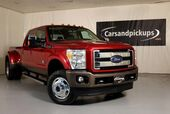 2015 Ford F-350 King Ranch
