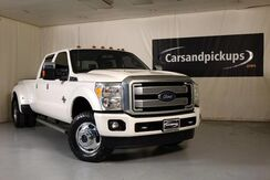 2015_Ford_F-350_Platinum_ Dallas TX