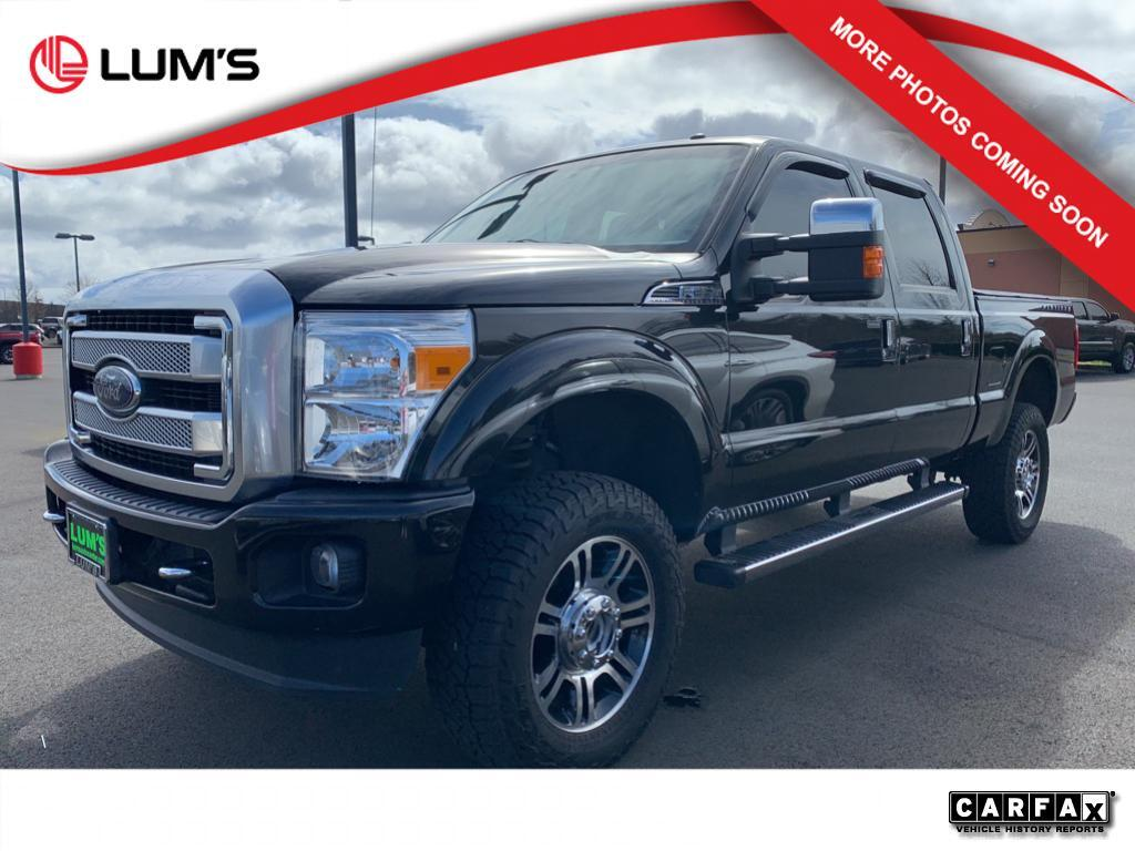 2015 Ford F-350 Platinum Warrenton OR