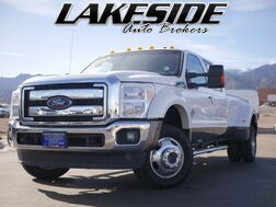 2015_Ford_F-350 SD_Lariat Crew Cab Long Bed DRW 4WD_ Colorado Springs CO