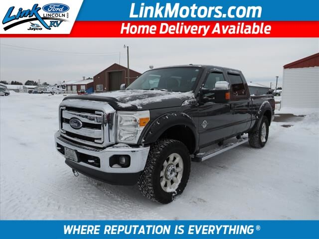 2015 Ford F-350 Super Duty Lariat Minong WI