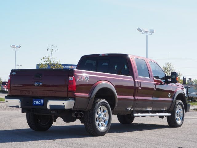 2015 Ford F-350 Super Duty Platinum  TX