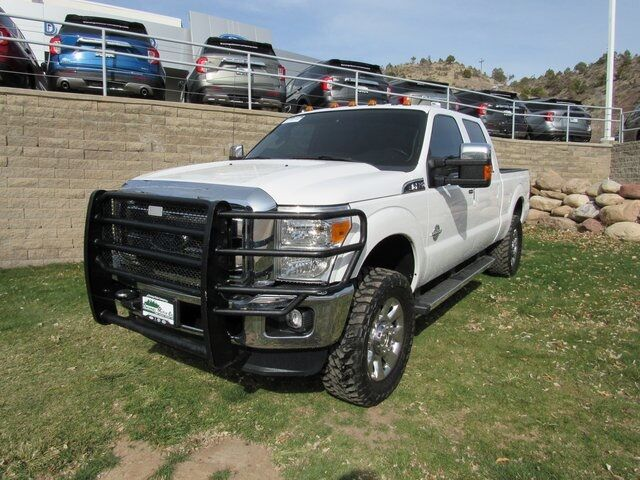 2015 Ford F-350SD Lariat Durango CO