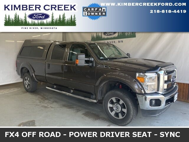 2015 Ford F-350SD XLT Pine River MN