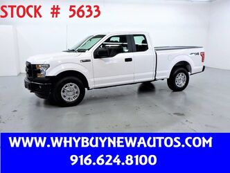 Ford F150 ~ 4x4 ~ Extended Cab ~ Only 53K Miles! 2015