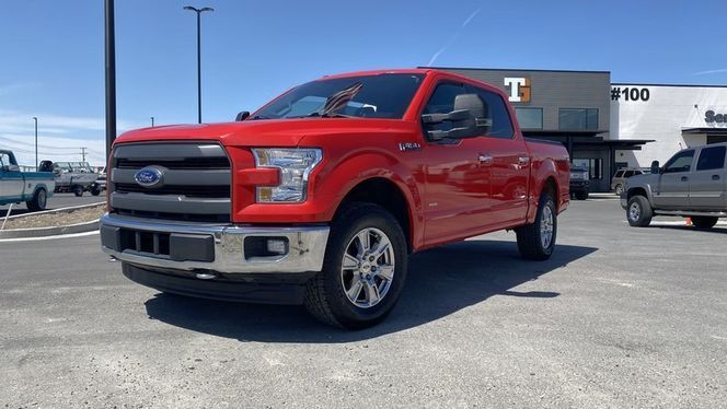 2015 Ford F150 XLT West Valley City UT