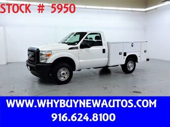 Ford F250 ~ 4x4 ~ Only 75K Miles! 2015