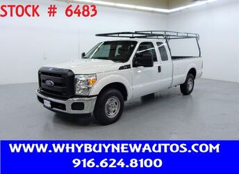 Ford F250 ~ Extended Cab ~ Only 45K Miles! 2015