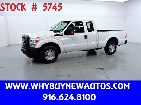 2015 Ford F250 ~ Extended Cab ~ Only 72K Miles! Rocklin CA