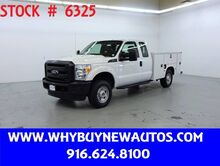 2015_Ford_F250_Utility ~ 4x4 ~ Extended Cab ~ Liftgate ~ Only 70K Miles!_ Rocklin CA