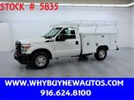 2015 Ford F250 Utility ~ Only 22K Miles!