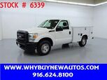 2015 Ford F250 Utility ~ Only 81K Miles!