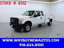 2015_Ford_F350_Utility ~ 4x4 ~ Extended Cab ~ Only 73K Only Miles!_ Rocklin CA