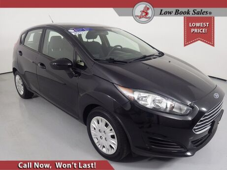 2015_Ford_FIESTA_S_ Salt Lake City UT