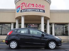 2015_Ford_Fiesta_S_ Middletown OH