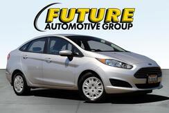 2015_Ford_Fiesta_S_ Roseville CA