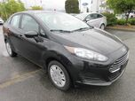 2015 Ford Fiesta S SEDAN MANUAL TRANS BC VEHICLE EXCELLENT CONDITION