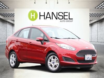 2015_Ford_Fiesta_SE_ Santa Rosa CA