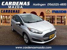 2015_Ford_Fiesta_SE_ McAllen TX