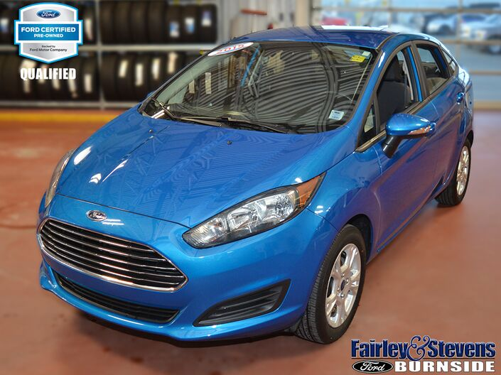 2015 Ford Fiesta SE Dartmouth NS