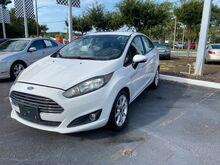 2015_Ford_Fiesta_SE_ Gainesville FL