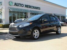 2015_Ford_Fiesta_SE Hatchback CLOTH, HTD FRONT STS, BLUETOOTH, USB/AUX, TRUNK COVER, CLIMATE CONTROL, UNDER WARRANTY_ Plano TX