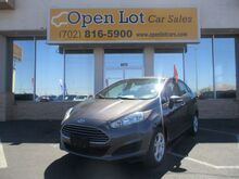 2015_Ford_Fiesta_SE Sedan_ Las Vegas NV