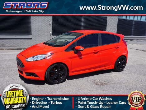 2015_Ford_Fiesta_ST_ Salt Lake City UT