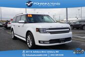 2015 Ford Flex Limited AWD ** NAVIGATION & 3RD ROW SEATING ** ONE OWNER *