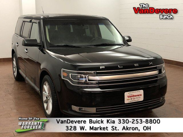 2015 Ford Flex Limited Akron OH