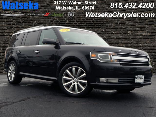 2015 Ford Flex Limited Dwight IL