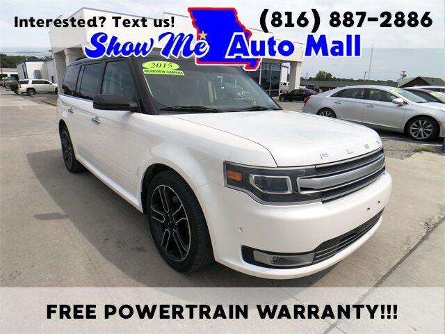2015 Ford Flex Limited Harrisonville MO