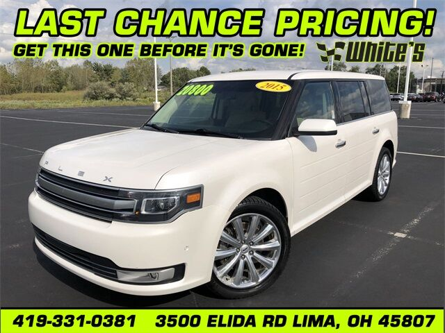 2015 Ford Flex Limited Lima OH